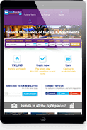 zend travel_n_hospitality tablet